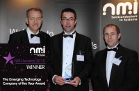 PragmatIC wins prestigious National Microelectronics Institute award